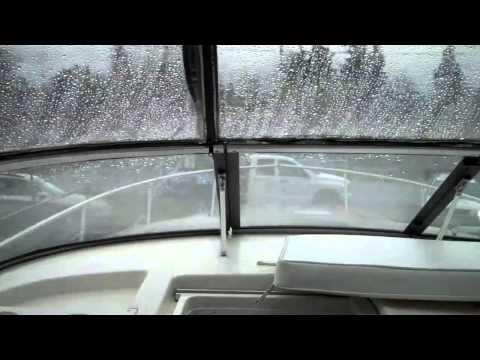Monterey 262 aft cabin cruiser