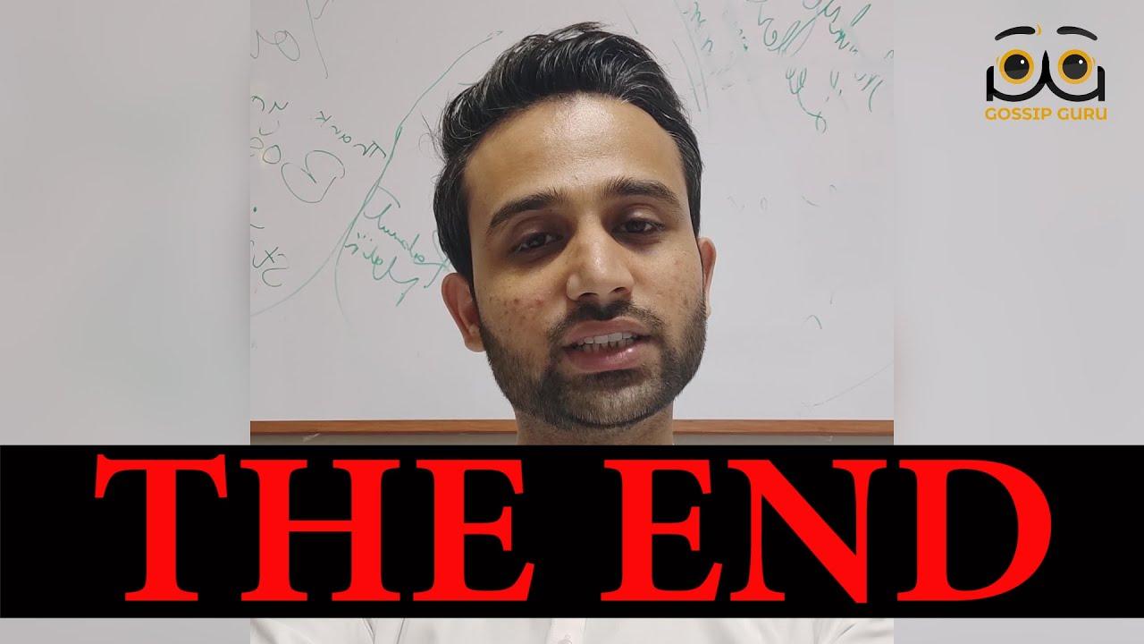The End   Gossip Guru   BOL Entertainment   Gossip Guru Last Vlog   Game Show   Khush Raho Season 6