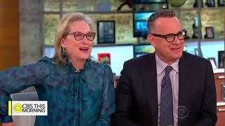 Meryl Streep & Tom Hanks- Funny Moments