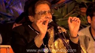 An amazing live Qawwali performance by Sabri Brothers