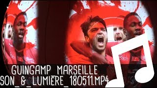 FÊTE AU ROUDOUROU APRÈS GUINGAMP - MARSEILLE (3-3) / Ligue 1 - 11 mai 2018