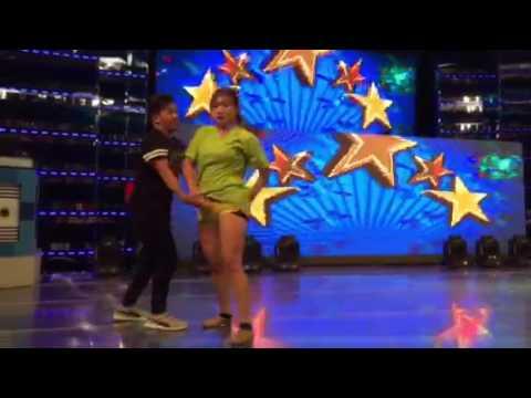 Showtime dancer (grace abina)