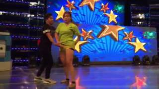Showtime dancer (grace abina)