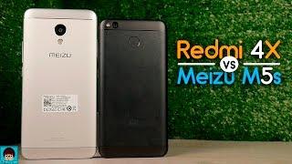 Xiaomi Redmi 4x или Meizu M5s - выбираем лучший бюджетный смартфон!
