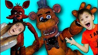 - ЭТОГО НЕ ДОЛЖНО БЫЛО БЫТЬ 5 НОЧЕИ С ФРЕДДИ Five Nights at Freddys