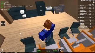 Gameplay de Roblox :LE MUDERER-BR FOU