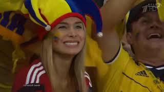 Beautiful fan Girls in 2018 World cup
