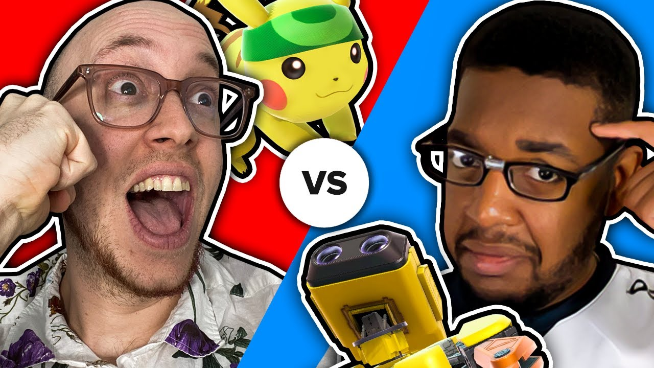 Pandas FACE OFF in a Smash Ultimate TOURNAMENT FINALS! (ft. ESAM & WaDi @ King 2021)