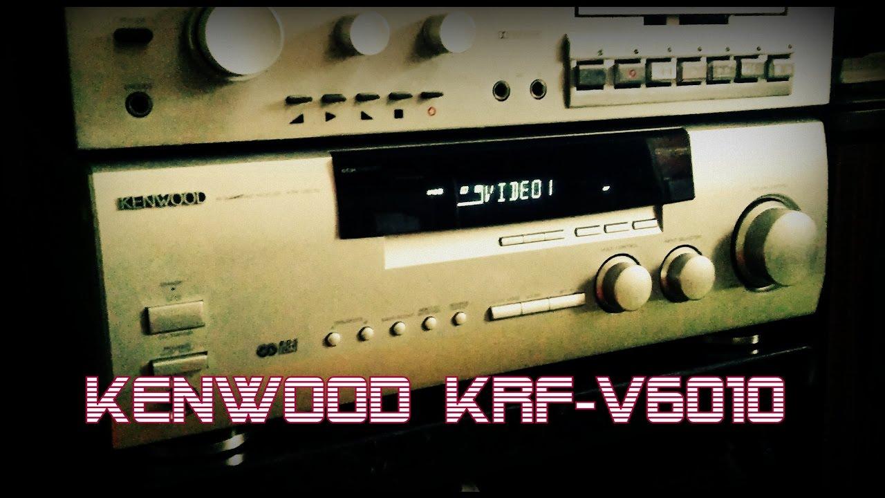 kenwood krf-v6010 - youtube