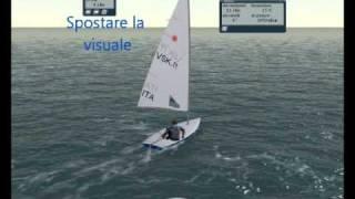Guida Sail Simulator 5 __ 1 - I comandi