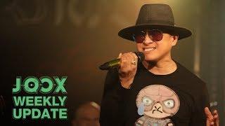 ติ๊ก-ชิโร่-รายการ-joox-weekly-update-26-07-18