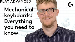 Is a mechanical keyboard really better for gaming? - Play Advanced with Andrew Coonrad