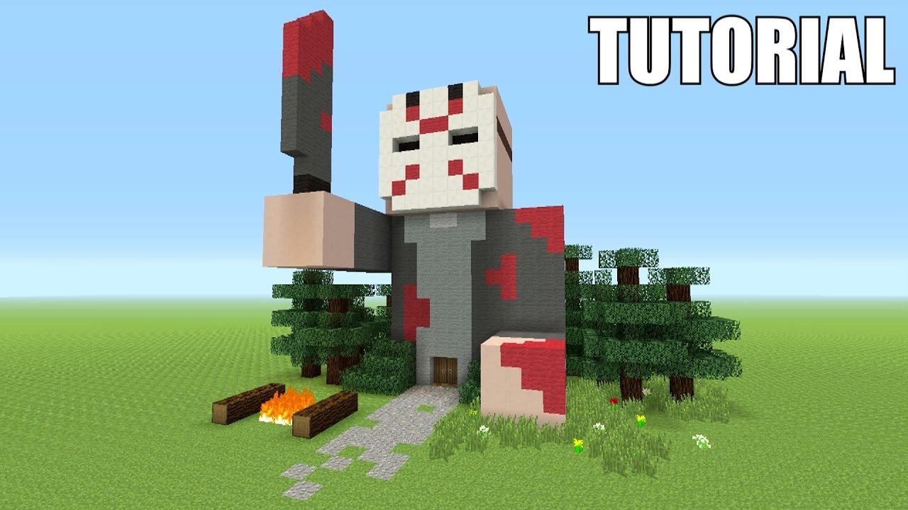 Spider Statue Minecraft Minecraft Tutorial: Ho...