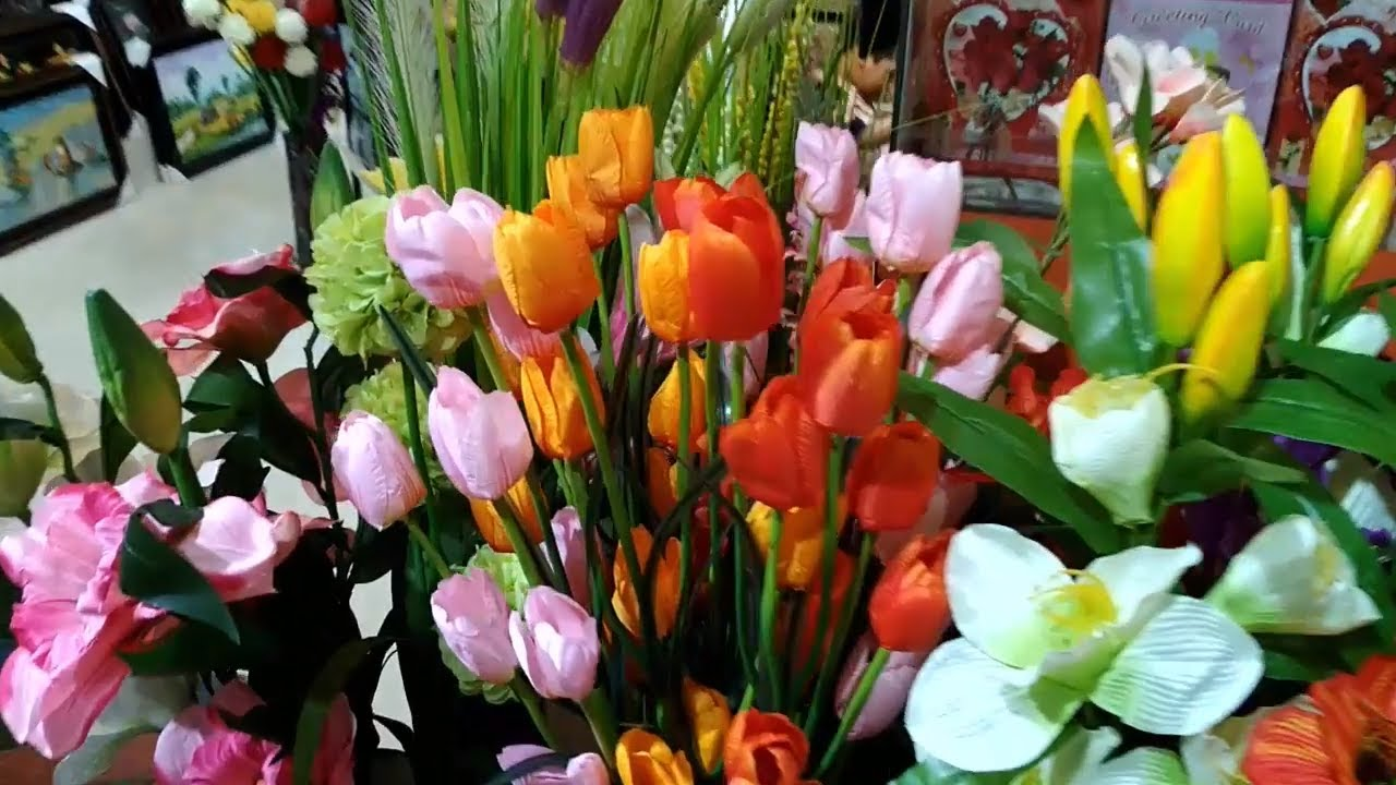 some nice looking flowers for home decoration youtube