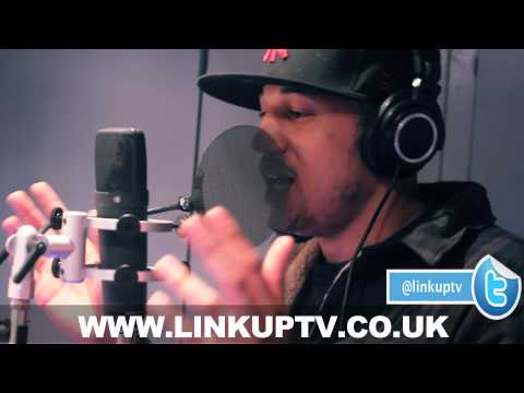 Behind Barz - Menace Freestyle [@MenaceUSG @Linkuptv] | Link Up TV
