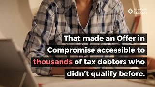 IRS Offer in Compromise | Los Angeles | Flat Fee Tax Relief