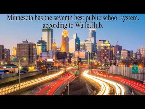 States With Best Public School Systems Revealed In New Study