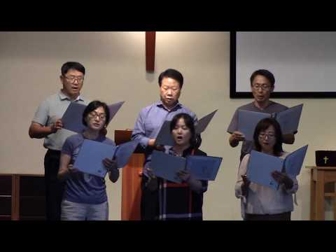 190811 예수가 우리를 부르는 소리 Choir