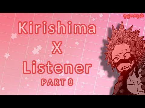 Kirishima Eijirou x listener p8 ASMR [My Hero Academia] 18+