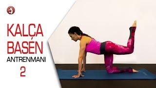 Kalça ve Basenleriniz İçin 8 Pilates Egzersizi / Evde Pilates Yap/ Evde Spor Yap