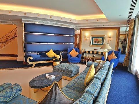 The Burj Al Arab One-Bedroom Suite