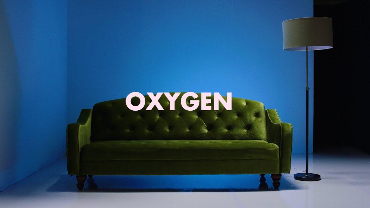 Oxygen Official Lyric Video Steffany Gretzinger Blackout Youtube