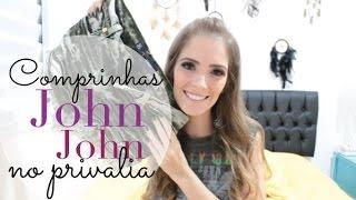 Comprinhas: John John no Privalia! | Luiza Rossi