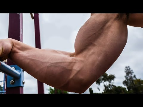 Hanging Grip And Forearm Workout
