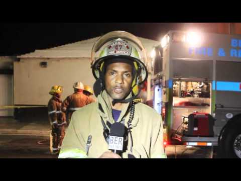 Fire Department Statement Swinging Doors Bermuda November 7 2011