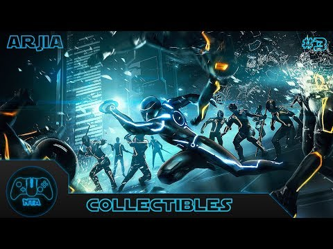 Tron Evolution - Chapter 3 Arjia - Tron...