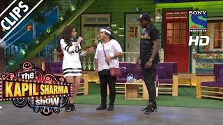 Nani has fun with Gayle and Kanika - The Kapil Sharma Show - Episode 11 - 28th May 2016