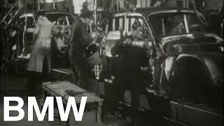 BMW 501, 502 (1952)