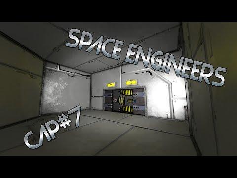 Space Engineers-Cap #7 El Gran reactor. Español Live ( 1080p 60fps)