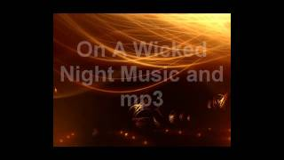 On A Wicked Night - On A Wicked Night by Danzig