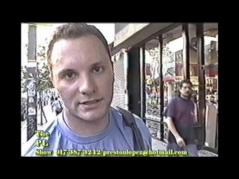 BIG ROBBERY AT BIG GYM (2003) -PRESTON LOPEZ SHOW