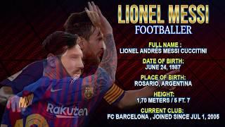 Lionel messi inspirational quotes ...