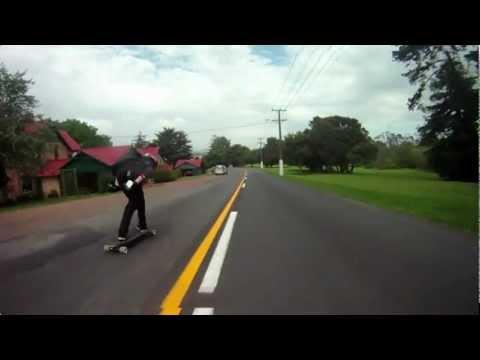 Sugar Run - Longboarding NZ