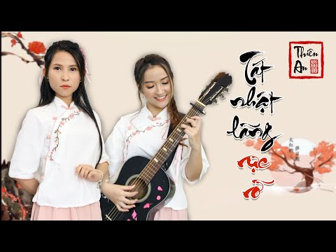 TÁT NHẬT LÃNG RỰC RỠ   Splendid Lily   cover Tik Tok   THIÊN AN ft. MI NGÂN     Nhạc Hoa Lời Việt