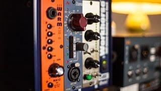 1073 Preamp Comparison (AMS Neve, BAE, Audio Maintenance) at Stage2 Studios
