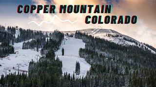 Copper Mountain Colorado December 2020