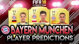 Fifa 18 | bayern munich player rating predictions! | w/lewa, thiago and neuer