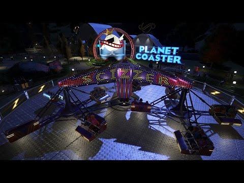 Planet Coaster: Stargate Ride! | Livestream