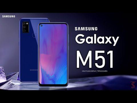 Samsung Galaxy M51 Price, First Look, Design, Motion Teaser, Key Specifications, Features