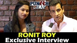 Ronit Roy का Exclusive Interview Puncch Beat के New Web Series पर