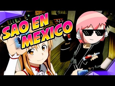 Sword Art Online: Ordinal Scale en México ¿Que tal esta? #SAOMovie