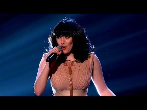 Christina Marie Performs 'Everlong' - The Voice UK 2014: The Live Quarter Finals - BBC One