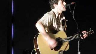 Conor Oberst and the Mystic Valley Band - White Shoes - Live