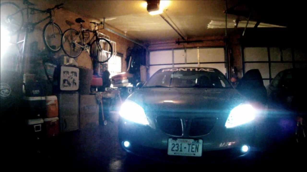 2007 Pontiac G6 Walk Around