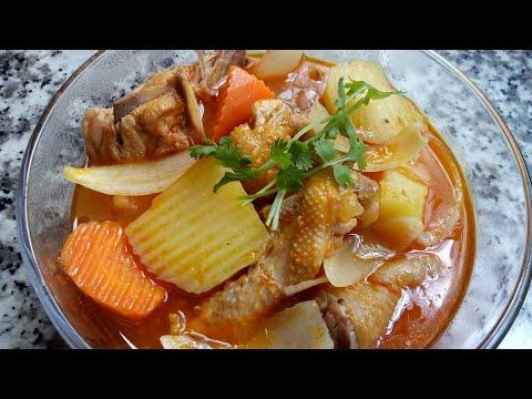 Lagu Gà/ Ragu Gà - Cách làm GÀ NẤU LAGU ngon đúng chuẩn - Món Ăn Ngon Mỗi Ngày   Foci