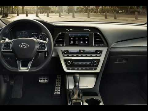 New Hyundai Sonata 2017 Interior Review